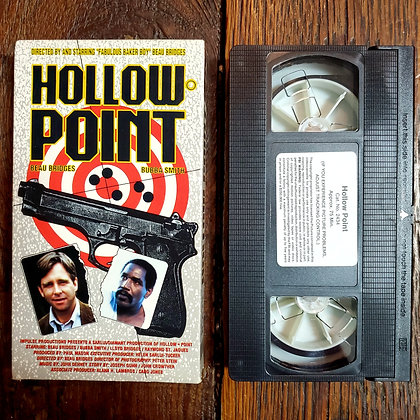 HOLLOW POINT - VHS