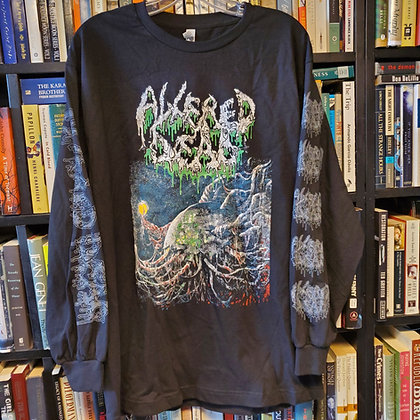 ALTERED DEAD - XL Longsleeve SUPPORT LOCAL DEATH METAL