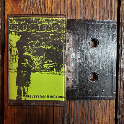 MONYETRAGE : Zombie Setengah Matang - Tape