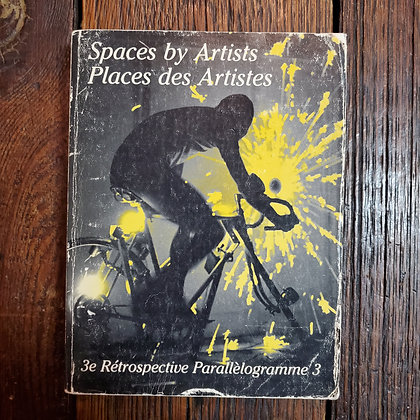 SPACES BY ARTISTS 1978-79