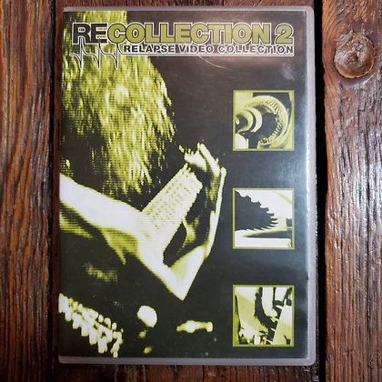 RECOLLECTION 2 : Relapse Records Music Videos - DVD