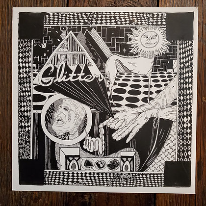 GLITTER : Self Titled Mini LP - Vinyl