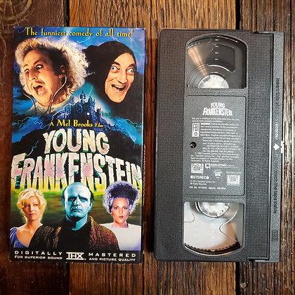 YOUNG FRANKENSTEIN- VHS