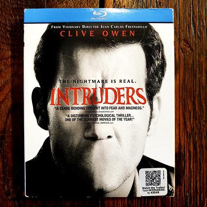 INTRUDERS - Bluray