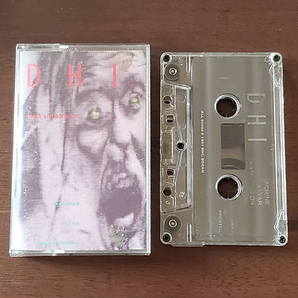 DEATH AND HORROR INC. - Machine Altar Transmission 1991 TAPE