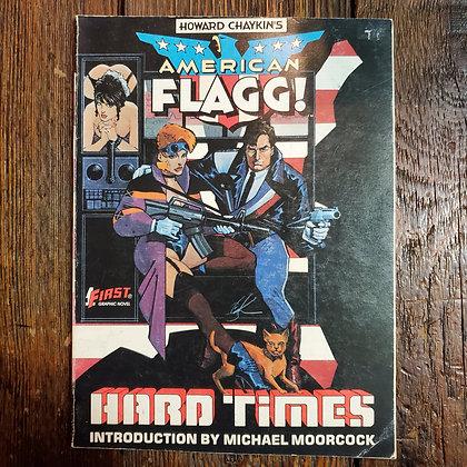 AMERICAN FLAGG! Hard Times Comic