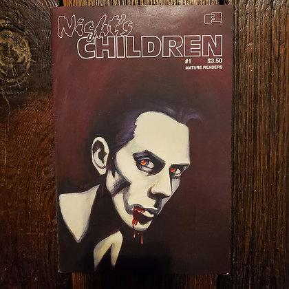 NIGHT'S CHILDREN #1 - Comic Book