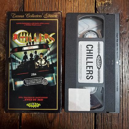 CHILLERS - Rare Troma VHS
