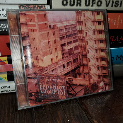 PHIL WESTERN - The Escapist CD (1998)