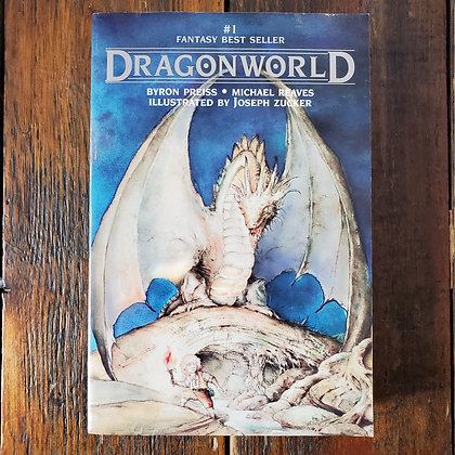 Preiss, Byron & Reaves, Michael : DRAGONWORLD - Softcover Book