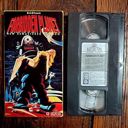 FORBIDDEN PLANET - VHS