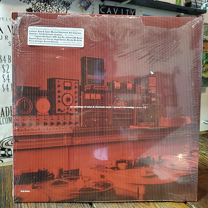 Anthology of Noise & Electronic Music Volume #2 - 3 x Vinyl LP