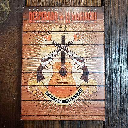 DESPERADO + EL MARIACHI DVD Box Set