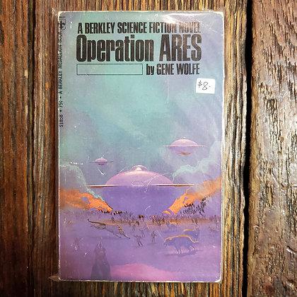 Wolfe, Gene : OPERATION ARES - Vintage Paperback