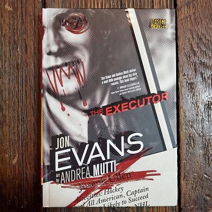 THE EXECUTOR - Evans Mutti VERTIGO CRIME Harcover Graphic Novel