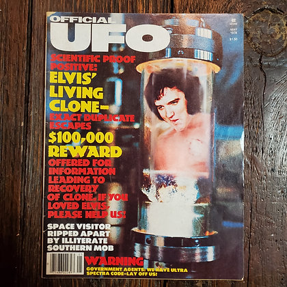 Official UFO Magazine 1978