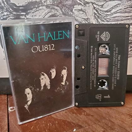 VAN HALEN - OU812 TAPE