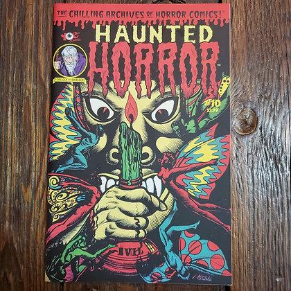 HAUNTED HORROR # 10 (2014 Reprints)