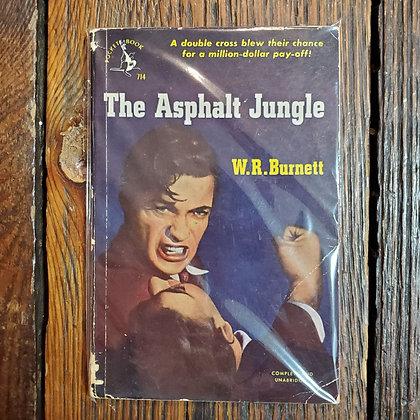 Burnett, W.R. - THE ASPHALT JUNGLE (1949)