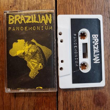 BRAZILIAN Pandemonium - Punk Compilation Tape