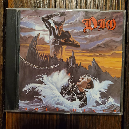 DIO : Holy Diver - CD