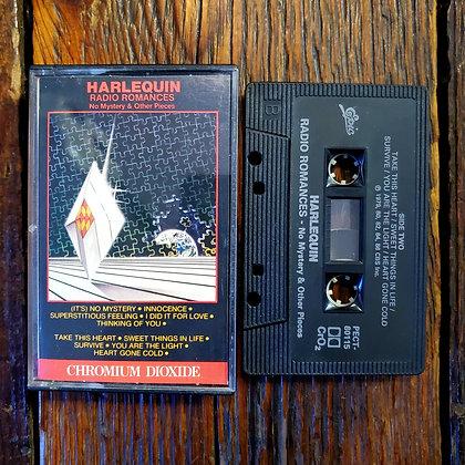 HARLEQUIN : Radio Romances - Cassette Tape