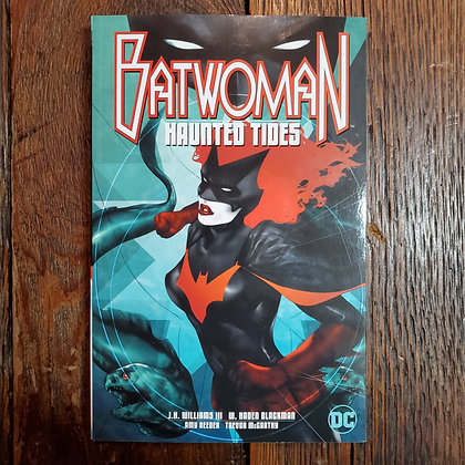 BATWOMAN : Haunted Tides - Graphic Novel