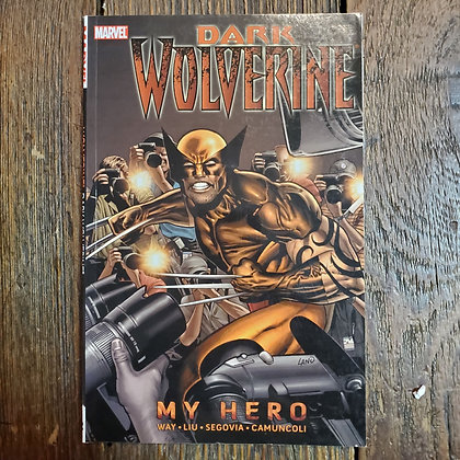 DARK WOLVERINE My Hero - Graphic Novel Vol.2
