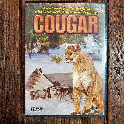 COUGAR DVD