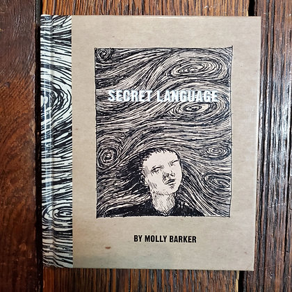 SECRET LANGUAGE Molly Barker - City Lights Hardcover