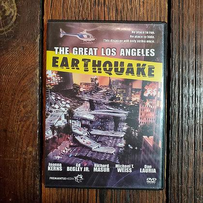 EARTHQUAKE (1990 DVD)