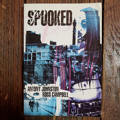 SPOOKED Volume 1 - Graphic Novel
