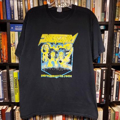 SUBSTRATUM - Large Shirt
