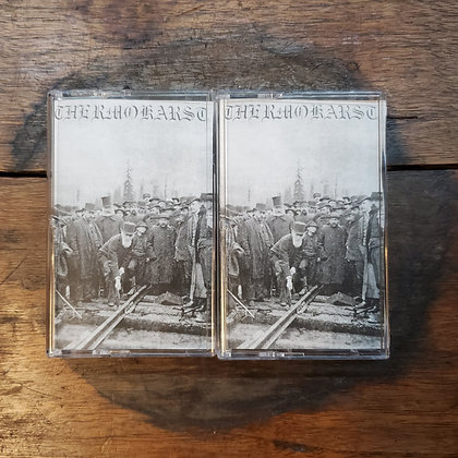 THERMOKARST (can) demo cassette - LTD to 25 copies