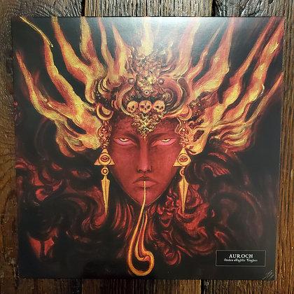 AUROCH : Stolen Angelic Tongues - Ltd. RED Splatter Vinyl LP