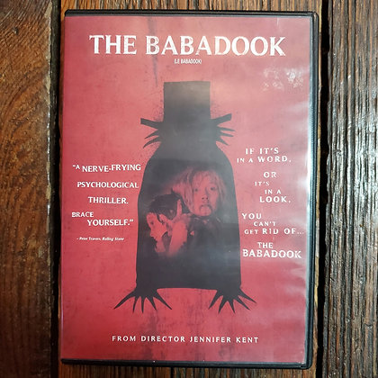THE BABADOOK - DVD