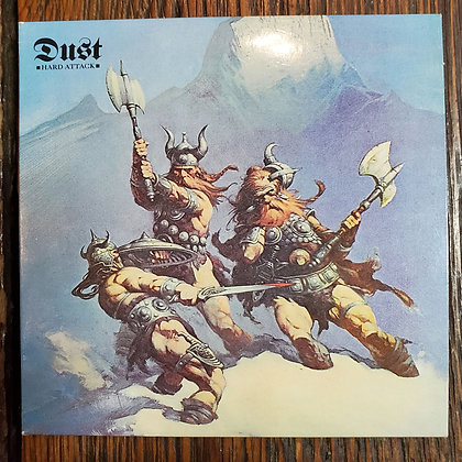 DUST : Hard Attack - CD