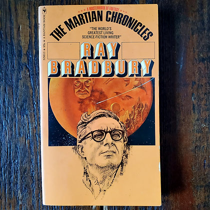 Bradbury, Ray : THE MARTIAN CHRONICLES - Paperback
