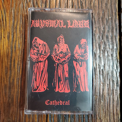 ABYSMAL LORD : Cathedral - Cassette Tape