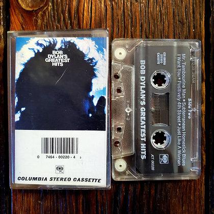BOB DYLAN : Greatest Hits - Cassette Tape