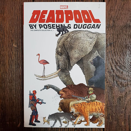 DEADPOOL The Complete Collection Vol.1