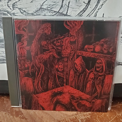EMBRACE OF THORNS - Atonement Ritual CD