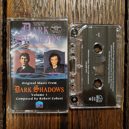 Music from DARK SHADOWS Vol.1 - Cassette Tape