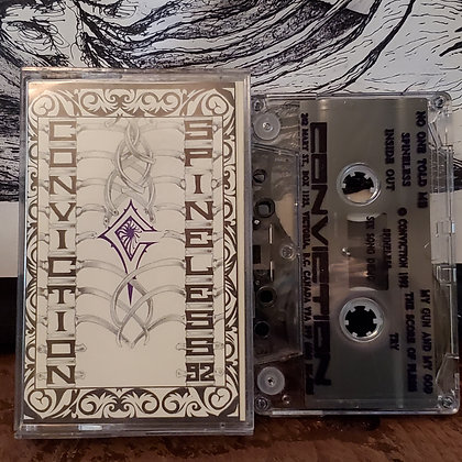 CONVICTION - Spineless 1992 TAPE