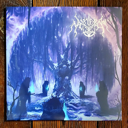 """Nachtterror+Altars Of Grief:Of Ash And Dying Light - 10"""" VINYL [ N"""