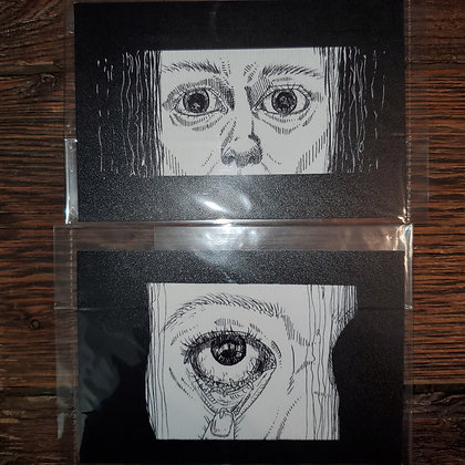 "WALDEINSAMKVLT ""Ripe & Ghost"" Local Art Print 2 Pack"