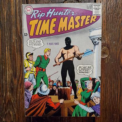 Rip Hunter... TIME MASTER #26 - Vintage Comic Book