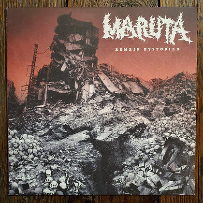 MARUTA : Remain Dystopian - Vinyl LP