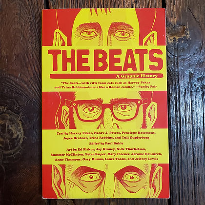 THE BEATS Graphic Novel