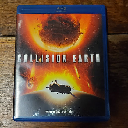 COLLISION EARTH - Bluray